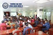 Khoa Sau đại học long trọng tổ chức Lễ khai giảng hệ đào tạo trình độ thạc sĩ năm 2017