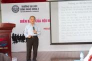 Chương trình thạc sĩ quản trị kinh doanh duy nhất có TS Lê Đăng Doanh