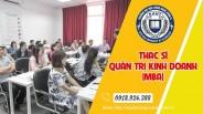 Học Thạc sĩ Quản trị Kinh doanh(MBA) tại Việt Nam