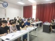 Lớp ôn thi thạc sĩ của Trường Đại học Công nghệ Đông Á