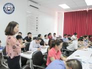 Lớp Thạc sĩ Quản trị kinh doanh (MBA) K2: Quản trị Doanh nghiệp