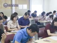 Lớp Thạc sĩ khóa mới thực hành kỹ năng phân tích kinh doanh nâng cao