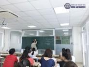 Lớp thạc sĩ Kế toán tìm hiểu môn Khoa học quản trị nâng cao