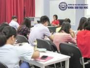 Tìm hiểu bộ môn Thuế và kế toán thuế trong giờ học của lớp Thạc sĩ MBA