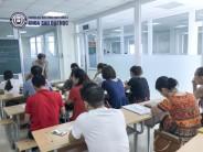 Lớp Thạc sĩ Kế toán tìm hiểu Khoa học quản lý cùng PGS.TS Nguyễn Hữu Tri
