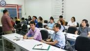 Lớp Thạc sĩ quản trị kinh doanh và Thạc sĩ Kế toán tiếp tục nghiên cứu bài giảng môn Triết học