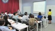 Lớp Thạc sĩ Quản trị Kinh doanh và lớp Thạc sĩ Kế toán tìm hiểu về môn Tài chính doanh nghiệp