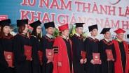 10 năm một chặng đường phát triển của trường Đại học Công nghệ Đông Á