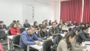 Lớp Thạc sĩ Quản trị Kinh doanh và Thạc sĩ Kế toán tìm hiểu học phần Triết học