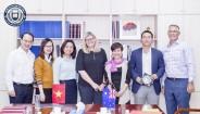 Trường Đại Học Công Nghệ Đông Á có buổi gặp gỡ & làm việc với Học viện PHOENIX (Úc)