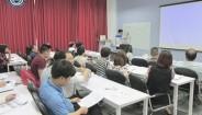 Lớp Thạc sĩ Quản trị Kinh doanh nghiên cứu học phần Kinh tế học tổ chức quản lý