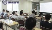 Lớp thạc sĩ MBA thực hành Nguyên lý quản trị trong môi trường kinh doanh