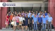 Học thạc sĩ Quản trị Kinh Doanh (MBA) của EAUT thi môn gì?