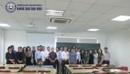 Môn Quản trị doanh nghiệp nâng cao cùng TS.  Vũ Hoàng Nam