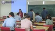 Lớp thạc sĩ Quản trị kinh doanh tìm hiểu môn Quản trị nhân lực